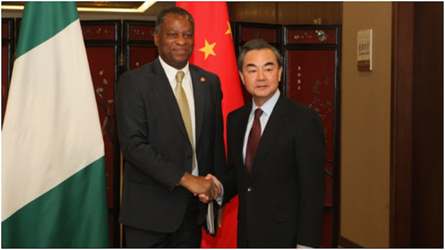 Chinese Foreign Minister to visit Nigeria January, agenda revealed