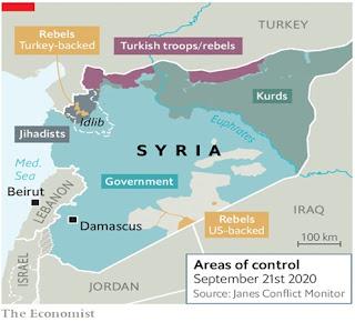 """طاغية الحرمان """"انتصار بشار الأسد يعني المزيد من المعاناة  للشعب السوري"""""""