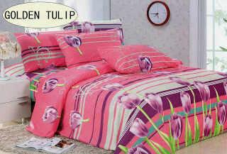 QQ Sprei Surabaya Sprei Bed Cover BONITA Rp