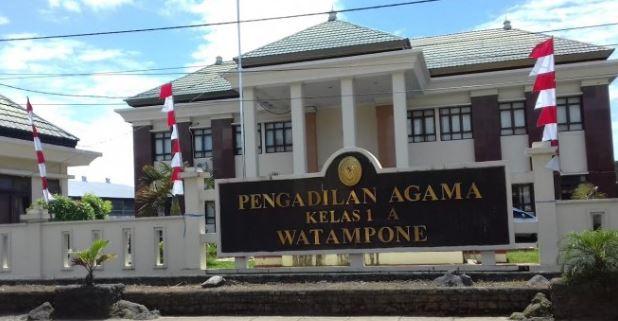 Alamat dan Nomor Telepon Pengadilan Agama Se-Provinsi Sulsel