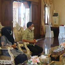 Wabup Hairan Koordinasi dengan Pj Gubernur Terkait Persiapan MTQ