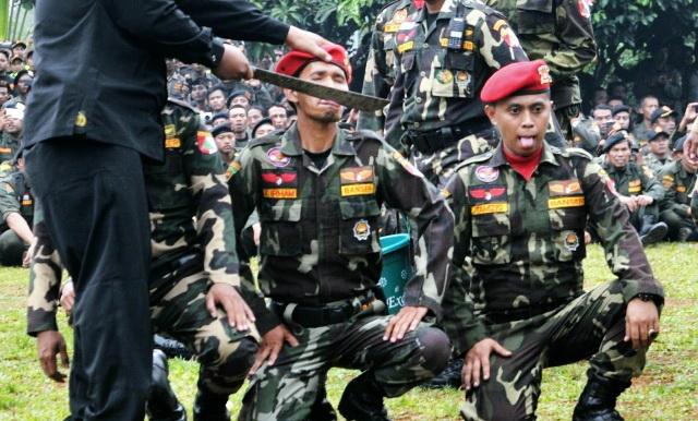 Banser Mau Dikirim ke Papua? Ini Doa Wakil Ketua MPR