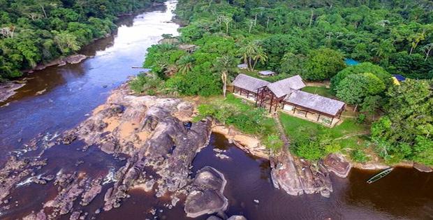 Keadaan Alam dan Sistem Pemerintahan Negara Suriname