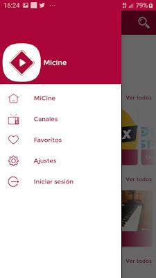 تحميل تطبيق MiCine لمشاهدة القنوات و الافلام في تطبيق واحد و بدون تقطيع