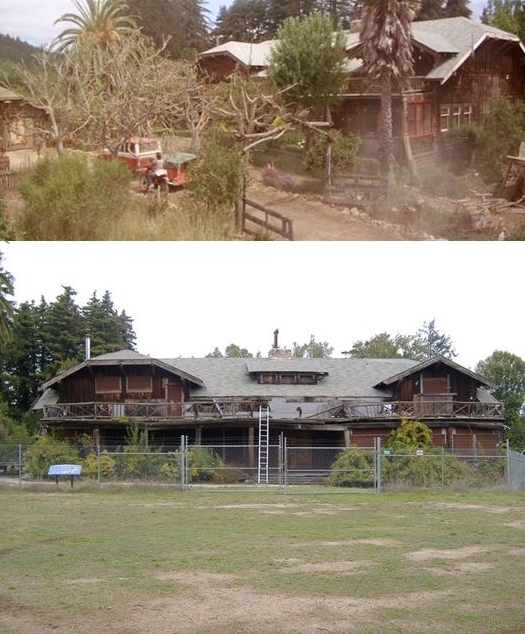Then Amp Now Movie Locations The Lost Boys
