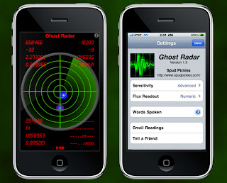 A Guide for the Ghost Radar App   Jessica Jewett