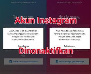 Cara Mеngаtаѕі Akun Instagram Dіblоkіr Sеmеntаrа