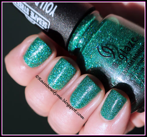 China Glaze ~ Free To Be Sesame