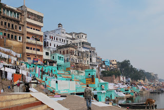 Benares, Inde