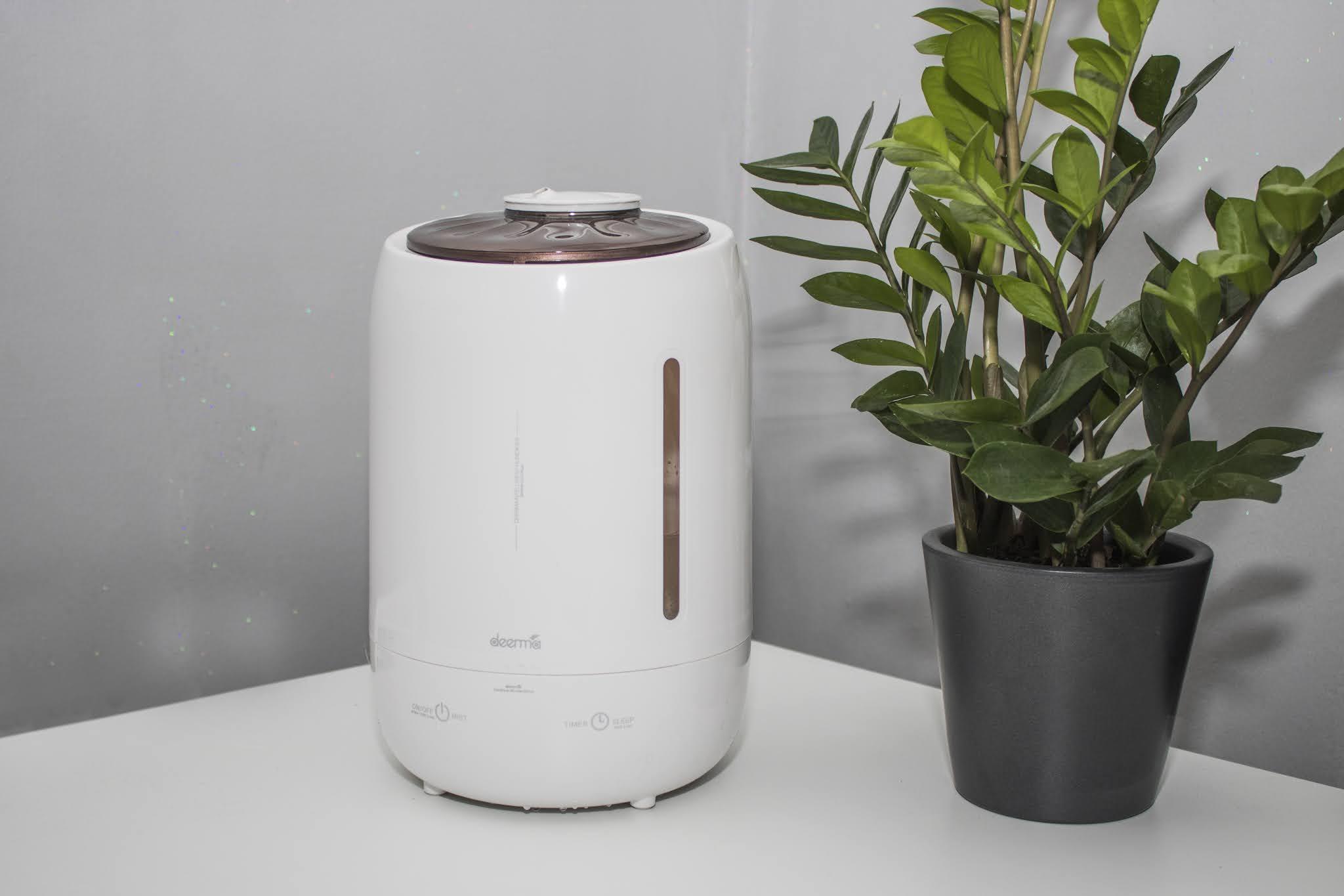 Ultradźwiękowy nawilżacz powietrza Deerma F600