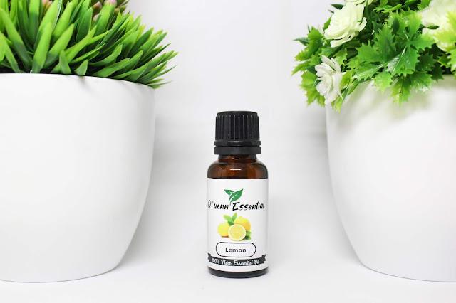 Minyak Aroma Terapi diffuser Lemon Essential Oil
