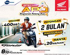 Brosur Kredit Motor Honda Daya Motor Bahar Jambi Update Terbaru Bulan Ini