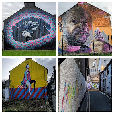 Why visit Limerick: fantastic street art