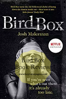 bird box, book review, book reviews, dystopian, horror, mystery, psychological thriller, thrillers,