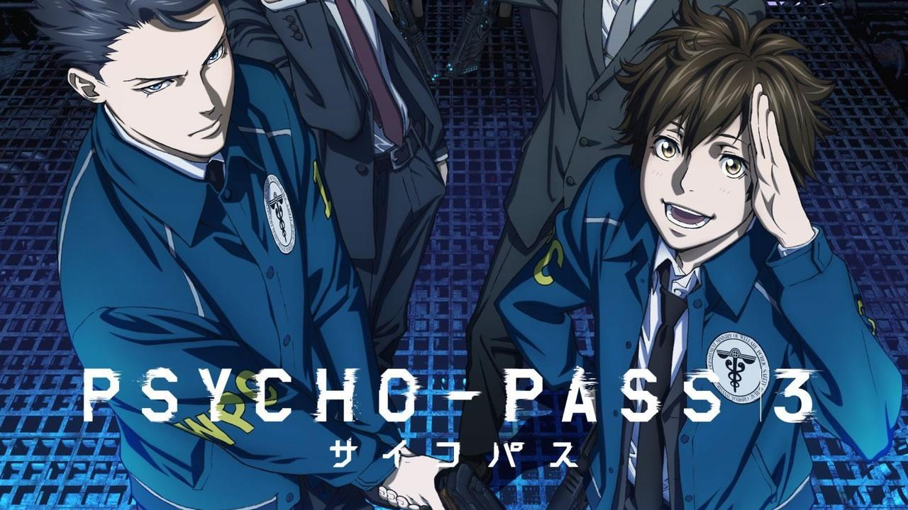 Psycho-Pass 3 Sub Español HD