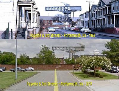 Newtown before and after https://jollettetc.blogspot.com