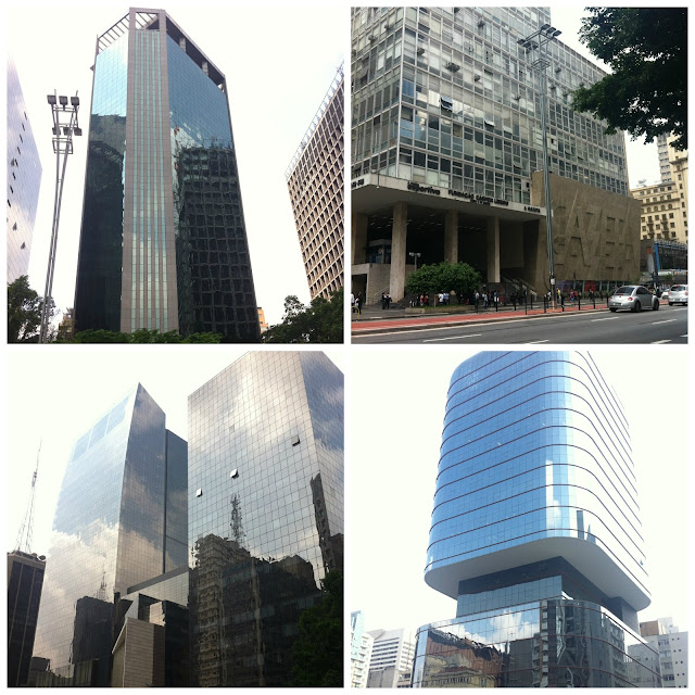 Avenida Paulista - o que fazer em São Paulo