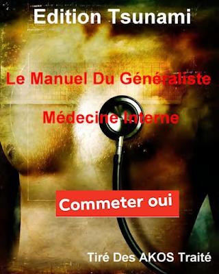 Le manuel du généraliste : Médecine interne