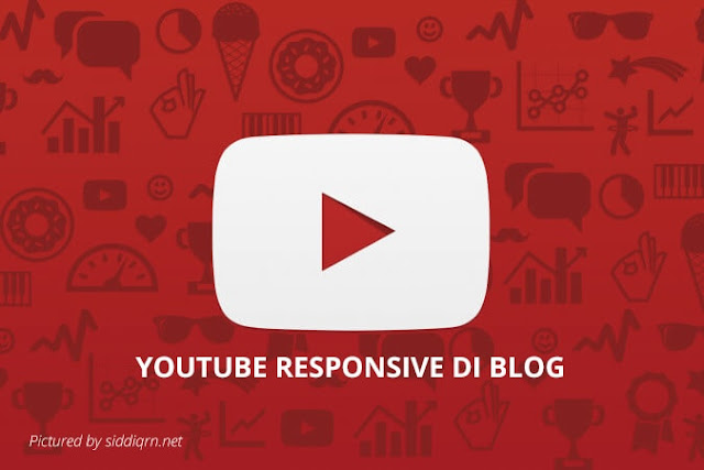 Cara Lengkap Memasang Video YouTube Responsive di Blog