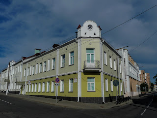 Пинск. Ул. Ленина, 47