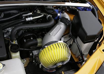 Roadster Blog: MX-5 Roadster NC Induction Options
