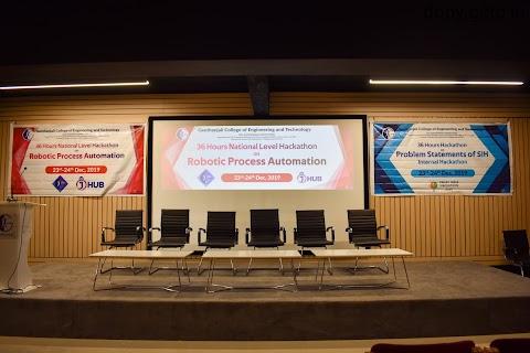 ROBOTIC PROCESS AUTOMATION  &  SMART INDIA HACKATHON  |  DOPY  |  GCTC