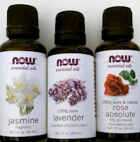 jasmine 100% pure lavender rose absolute essential oil aromatherapy anxiety stress depression insomnia optimism pleasure