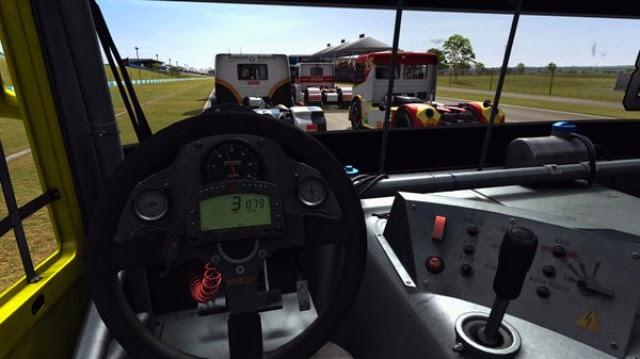 Formula Truck 2013 PC Games Gameplay