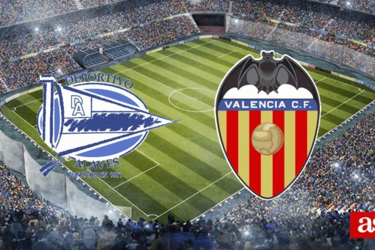 Alaves vs Valencia Full Match & Highlights 28 October 2017