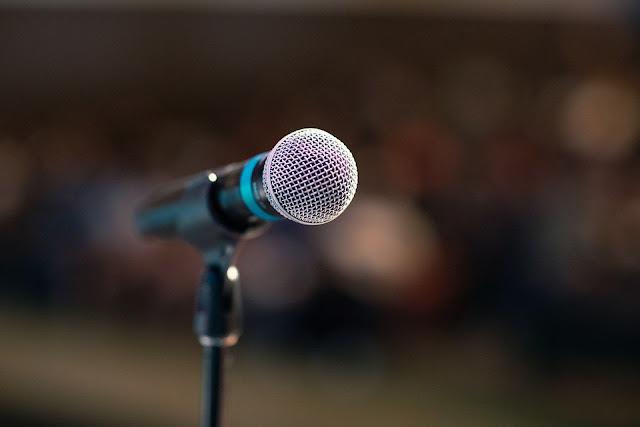 A mic