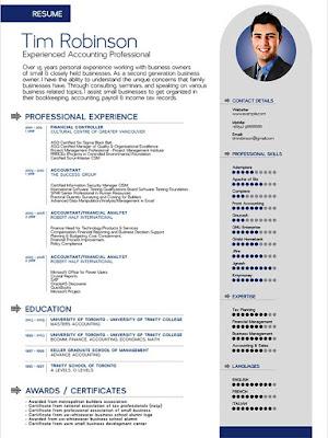 Bentuk CV yang baik dan benar
