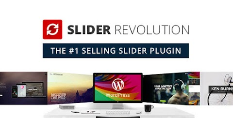 Slider Revolution Responsive WordPress Plugin v5.1.1