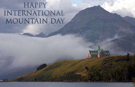 International Mountain Day Wishes Pics