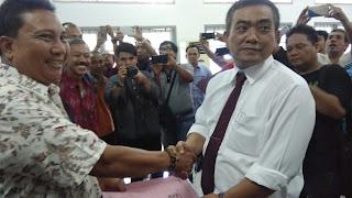 KONI Kota Cirebon Berikan Stimulan 2019 Untuk Cabor