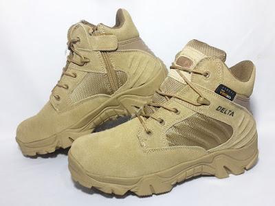 Sepatu Boot Delta Pendek 6 inc
