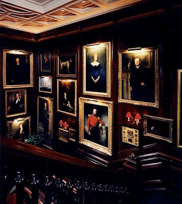 The Gentlemen S Library Ralph Lauren Chicago
