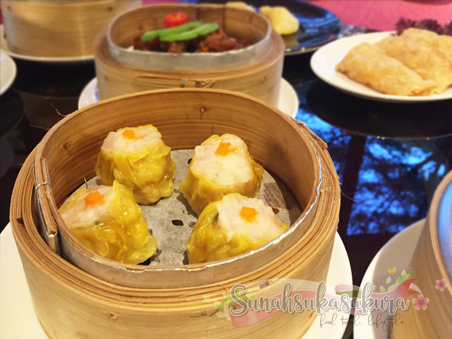 All You Can Eat Dim Sum di Wan Li Chinese Restaurant, Renaissance Johor Bahru Hotel
