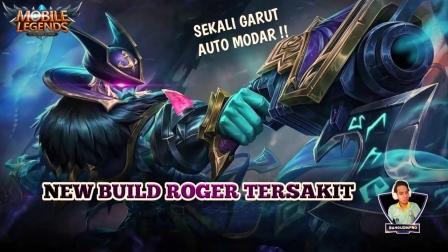 build roger tersakit