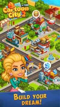 Cartoon City 2 Farm to Town APK