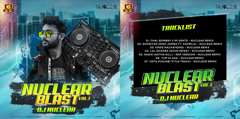 Nuclear Blast Vol.1 – DJ Nuclear