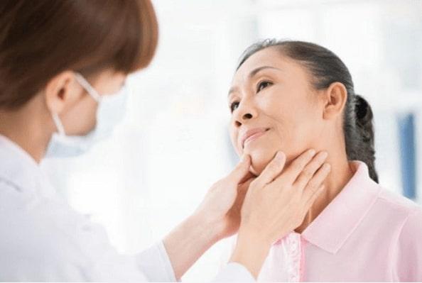 Tanda Gejala Kanker tiroid