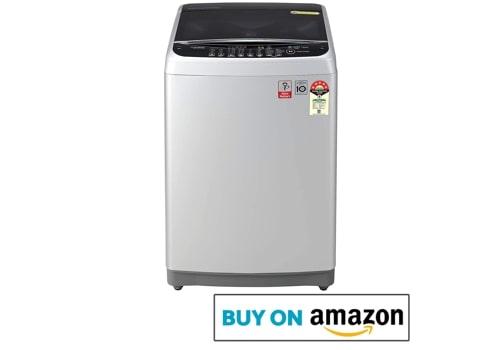 LG T80SJSF1Z 8Kg Fully Automatic Top-Loading Washing Machine
