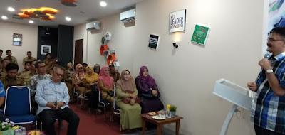 DPRD Lima Puluh Kota, Kagum inovasi Disdukcapil Padang Pariaman