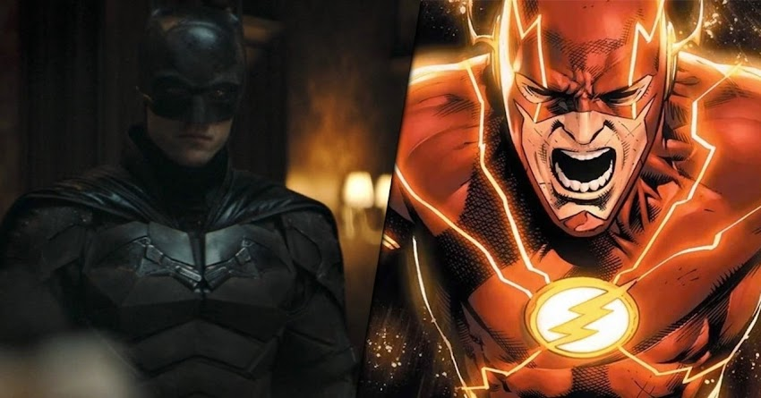 The Batman: Una nueva foto del set muestra que Flash existe en Reboot Universe