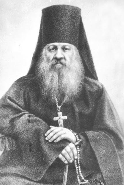 Краткое житие и письмо преподобного Антония Оптинского