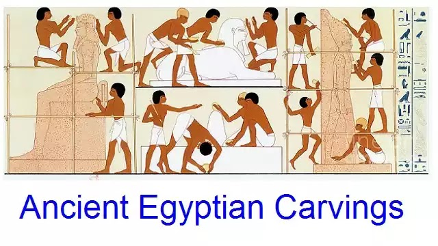 Ancient Egyptian Carvings