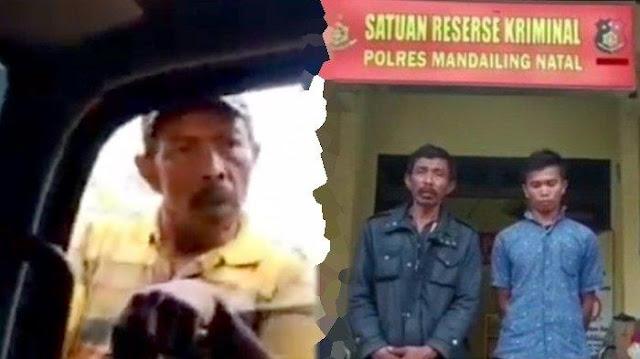 Palak Sopir Truk Rp10 Ribu, Bang Preman Ditangkap Polisi