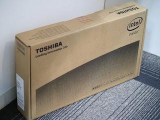 TOSHIBA ノートパソコン P1D7MPGL 未開封品を買い取りました