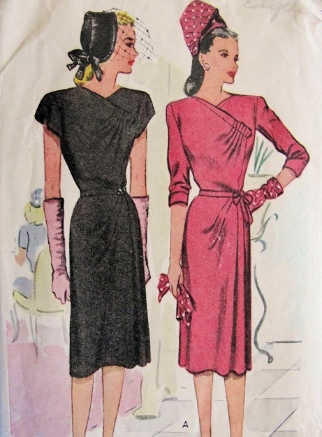 Vintage Clothing Love: 1940's Dresses and Accessories