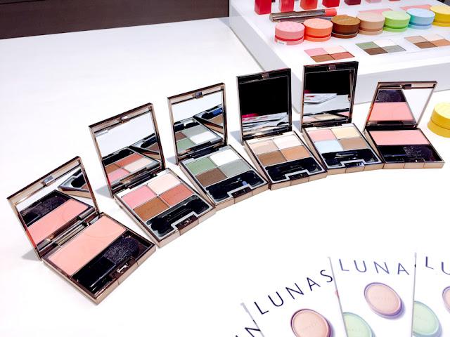 lunasolhk, makeup, cosmetics, beauty, beautyblogger, lovecath, catherine, 夏沫, kanebohk, lunasol, lunasol_ss18, 甜蜜淨化, 馬卡龍色彩, blogger, igers,